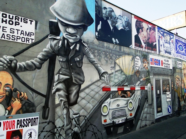 East Side Gallery (2011)
