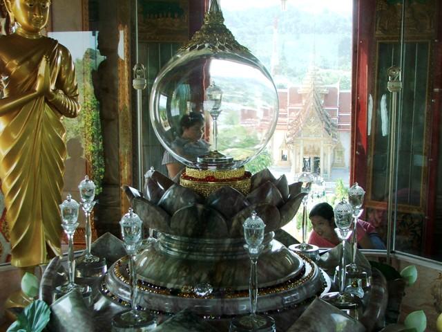 Świątynia buddyjska Wat Chalong w mieście Phuket (2010)