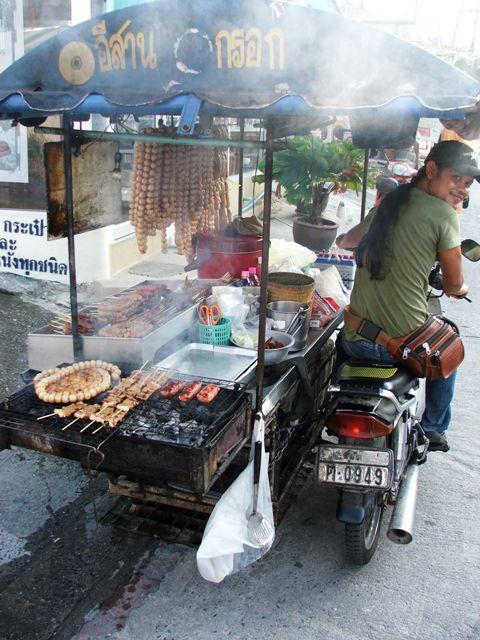 Odjazdowa kuchnia (Patong, 2010)