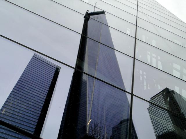 1 World Trade Center (wcześniej pod nazwą Wieża Wolności) (2013)