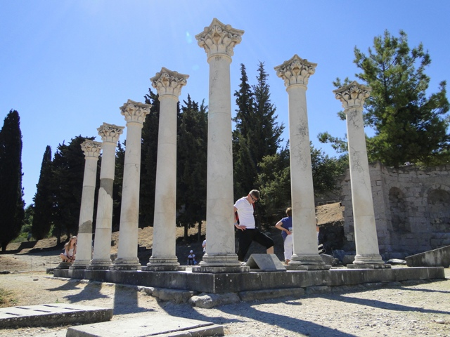 Sanktuarium Asklepiosa (21-28.09.2013)