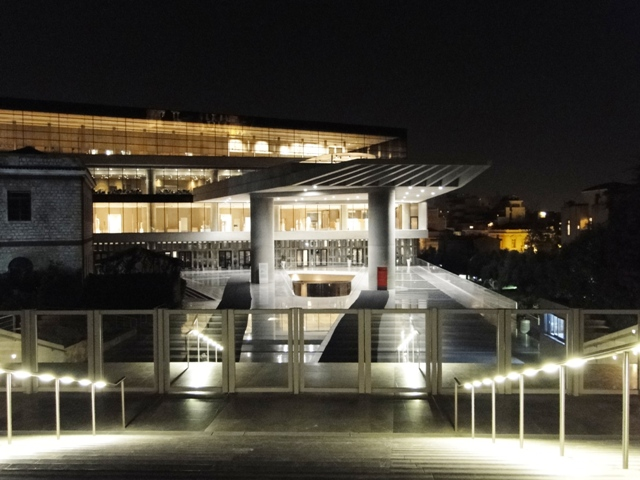 Muzeum Akropolu / The Acropolis Museum (9-11.11.2013)