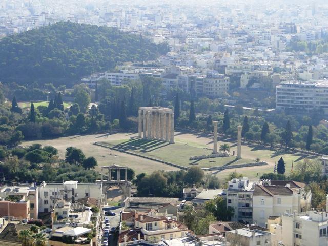 Świątynia Zeusa Olimpijskiego (9-11.11.2013)
