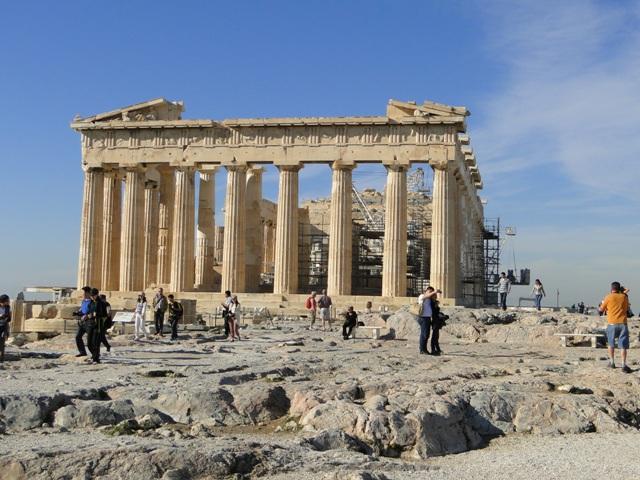 Akropol - Parthenon (9-11.11.2013)