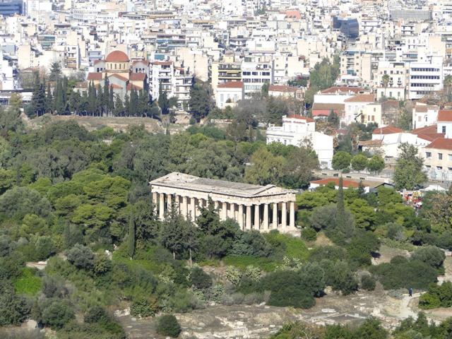Dorycka świątynia Hefajstosa (9-11.11.2013)