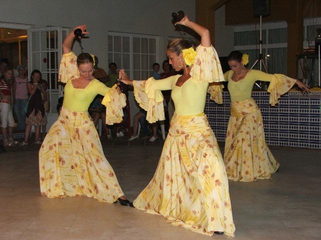 Hiszpańskie tańce (18-26.06.2006)