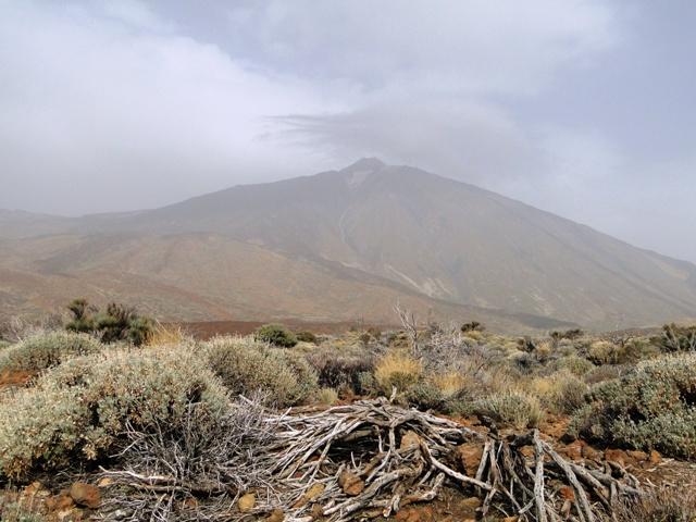 Pico del Teide (11.01.2015)