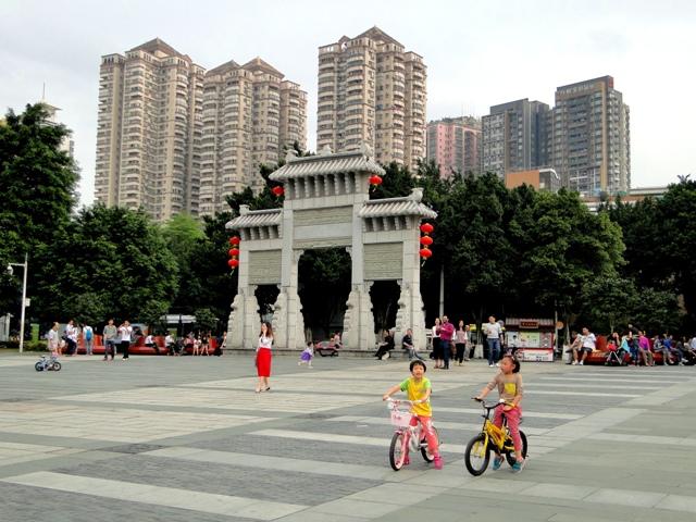 Kanton - Świątynia Rodziny Chen (18.04.2015)